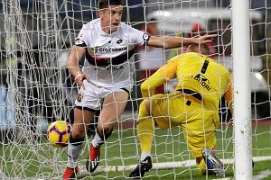 Serie A. AC Milan pyta o Krzysztofa Piątka