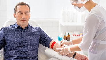 Krew jest jedyną płynną tkanką w organizmie