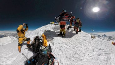 Dwójka wspinaczy zmarła po zdobyciu Mount Everest. Przegrali z chorobą AMS