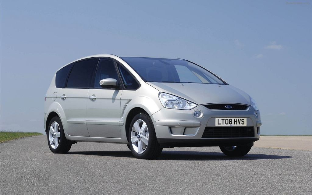 Ford S-Max 2.3 Duratec