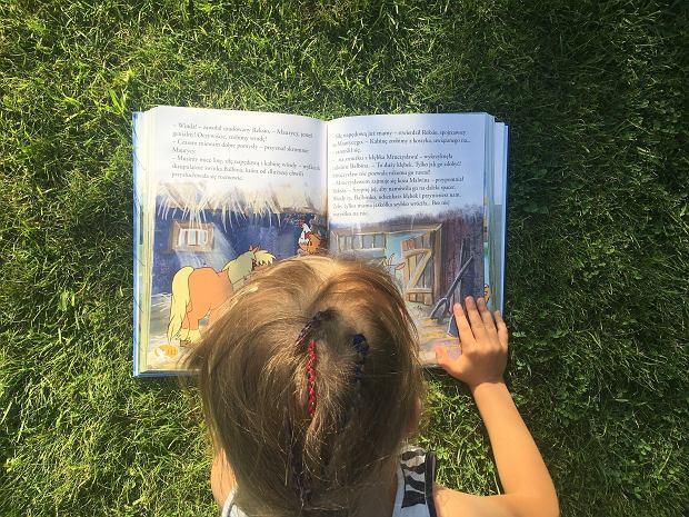 Książki o Reksiu spodobają się także tym, którzy zaczynają czytać samodzielnie.