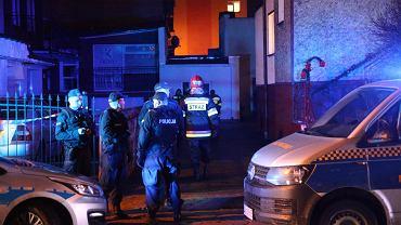 Koszalin. W escape roomie przy ul. Piłsudskiego wybuchł pożar, w którym zginęło pięć osób