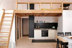 Wnętrza: antresola - sposób na dodatkowe metry