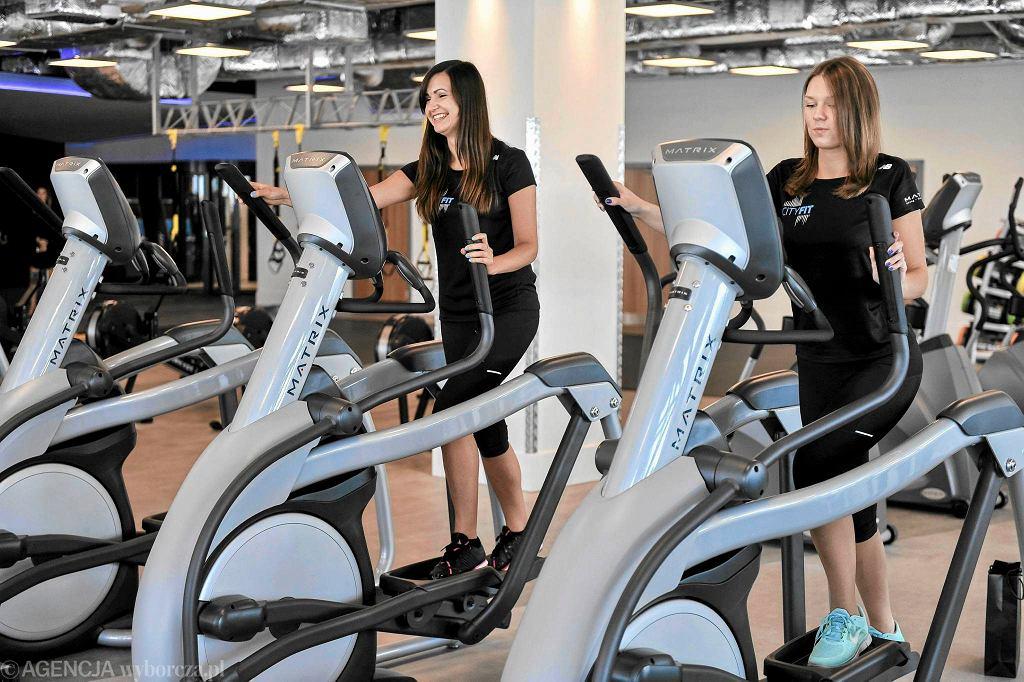 System ma zostać wdrożony w pierwszym klubie fitness jeszcze w te wakacje