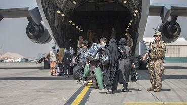 Ewakuacja z Afganistanu (zdjęcie ilustracyjne)