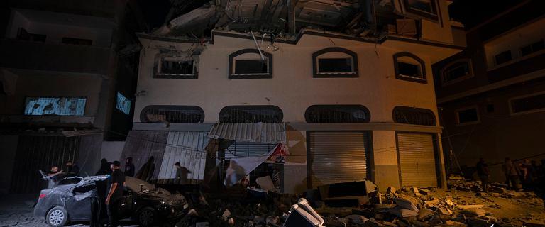 Strefa Gazy. W izraelskim nalocie zginął szef Islamskiego Dżihadu