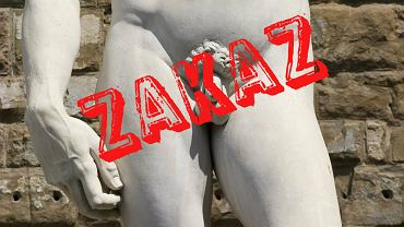 Sztuka czy pornografia? Nie przyglądaj się za długo, bo we Włoszech to zakazane!