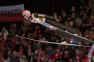 """Skoki narciarskie. Dawid Kubacki pobił rekord Wielkiej Krokwi. """"Nawet nogi nie bolą po rekordzie"""""""