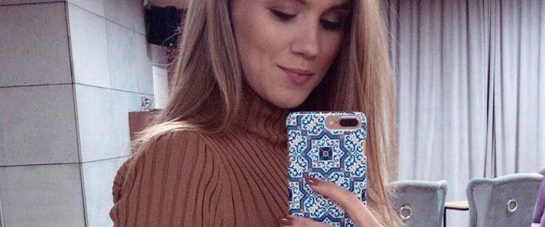 Agnieszka Kaczorowska pochwaliła się ciążowym brzuszkiem!