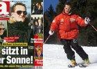 Skandal w Niemczech. Gazeta manipuluje zdjęciami Schumachera