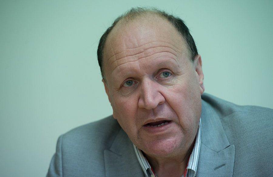 Estoński minister spraw wewnętrznych Mart Helme