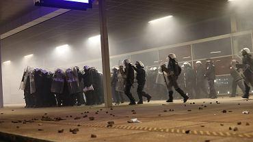 Marsz Niepodległości 2020. Starcia z policją na dworcu PKP Stadion