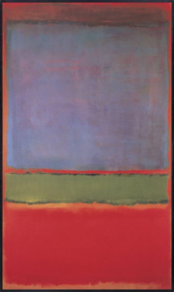 186 mln dol.: Mark Rothko (1903-1970) -