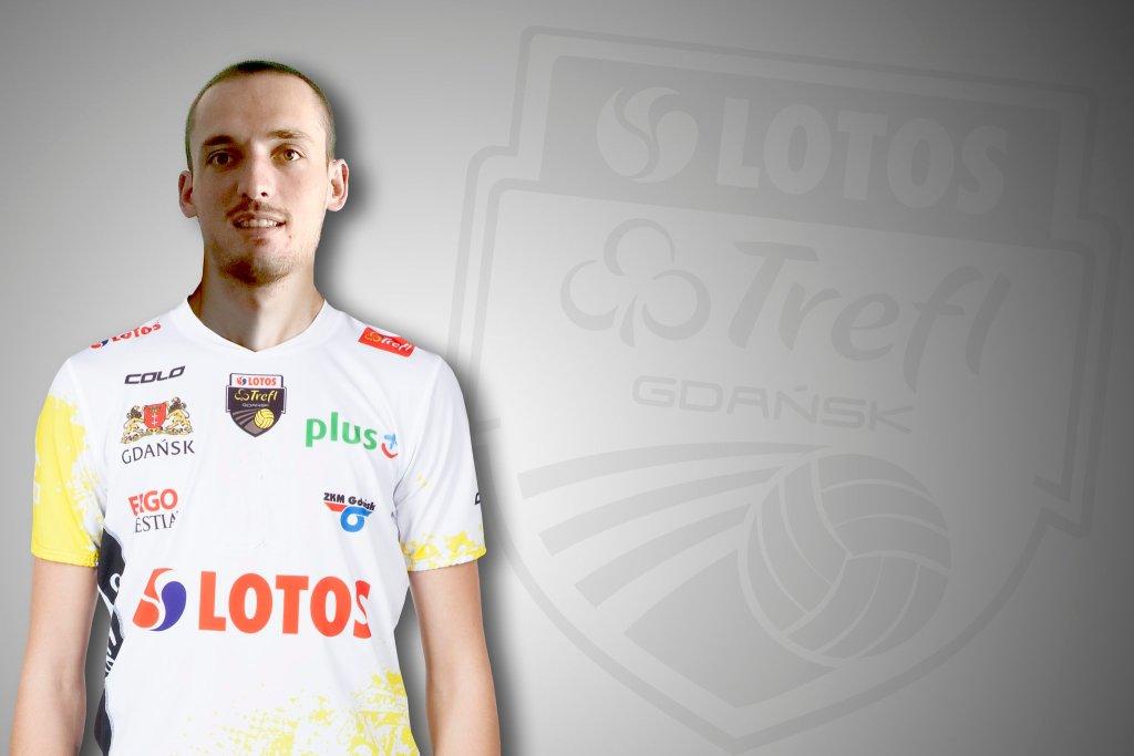 Bartosz Pietruczuk wraca do pierwszej drużyny Lotosu Trefla