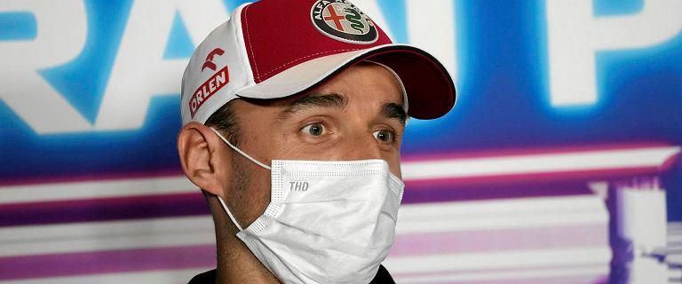 Robert Kubica z najlepszym czasem! Fenomenalny przejazd