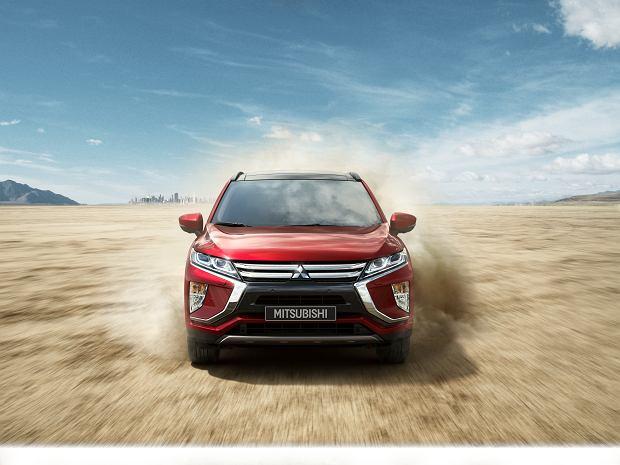 """""""Nowy rozdział w historii marki"""". To obecnie najważniejsze auto w gamie Mitsubishi"""