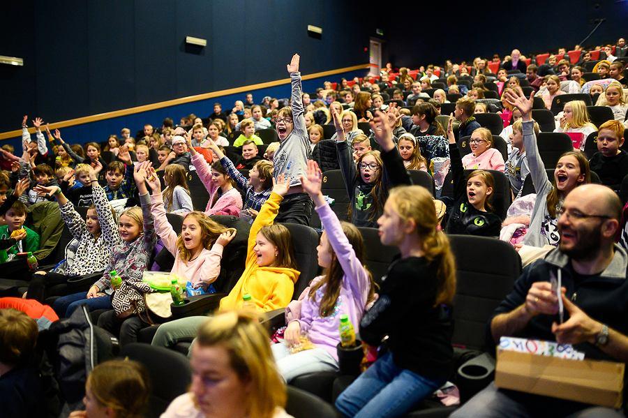 Pokaz Festiwalu Ale Kino! w Poznaniu