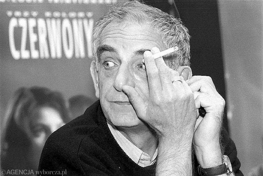 Krzysztof Kieślowski / ADAM GOLEC