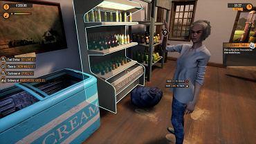 'Gas Station Simulator', polska gra stworzona przez Drago Entertaiment