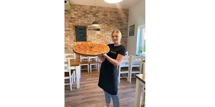 Zdjęcie z pizzerii San Giovanni w Warszawie