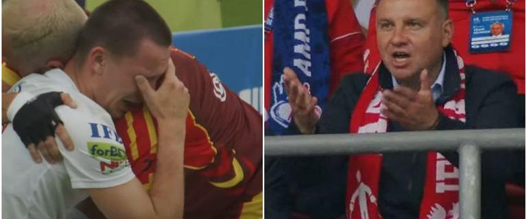 Dramat Polaków w półfinale mistrzostw Europy. Polały się łzy