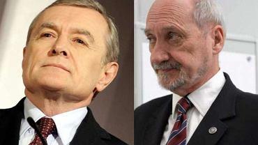 Piotr Gliński i Antoni Macierewicz