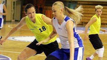W ostatnich grach kontrolnych koszykarki AZS AJP Gorzów zagrały dwa razy z Artego Bydgoszcz