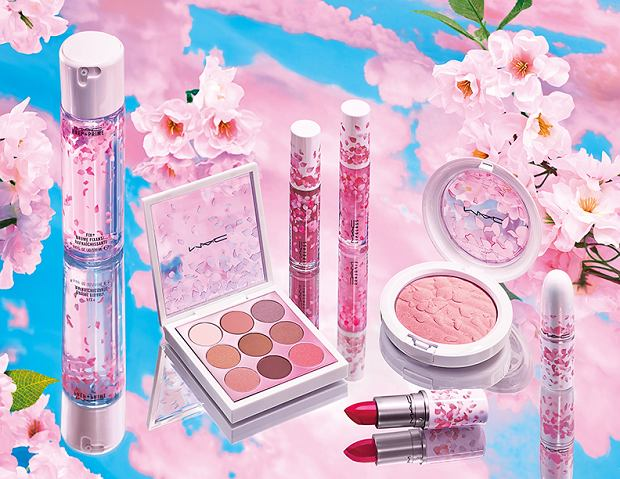 Kolekcja kosmetyków MAC Boom, Boom, Bloom