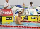 Srebro i dwa brązowe medale pływaków MKP Szczecin w Ostrowcu