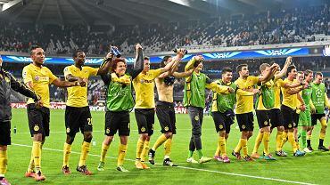 Liga Mistrzów. Anderlecht - Borussia 0:3