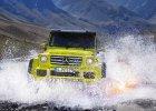 Mercedes G 500 4x4 2 trafi do produkcji seryjnej!