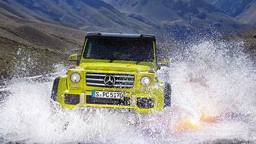 Mercedes G 500 4x4 2