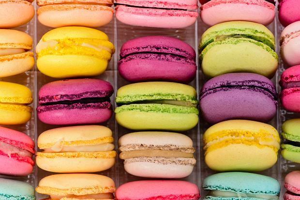 Na liście najbardziej uzależniających potraw znalazła się oczywiście masa słodyczy.