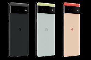 Google na serio bierze się za smartfony. Pixel 6 ma powalczyć z iPhone'em