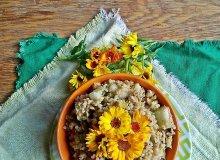 Miodowy bulgur z garam masalą i gruszką - ugotuj
