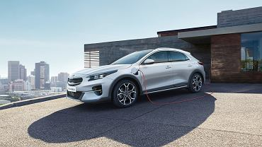Kia XCeed PHEV 2020, hybryda plug-in