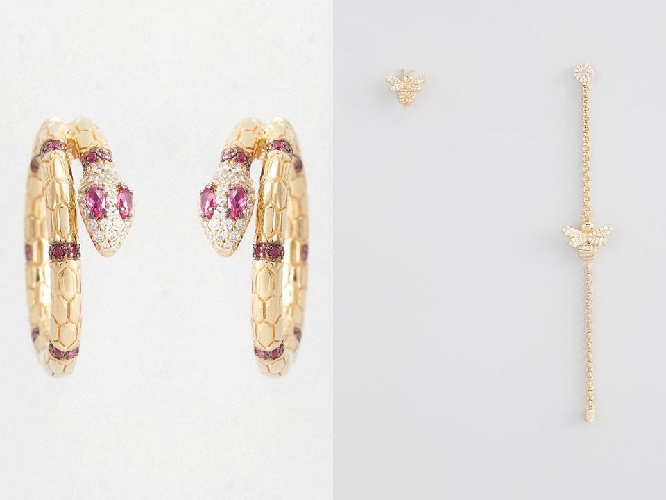 wyprzedaż biżuterii złotej
