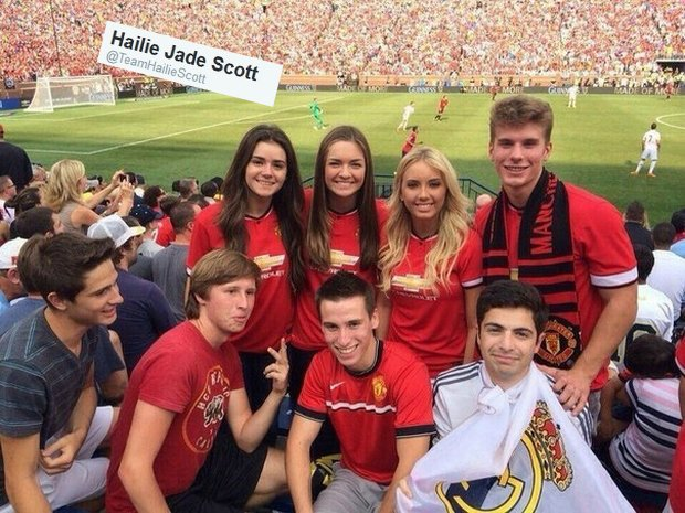 Hailie Jade Scott Mathers