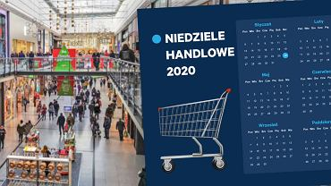 Niedziele handlowe 2020. Czy 8 marca jest niedziela handlowa? Czy jutro sklepy są otwarte?