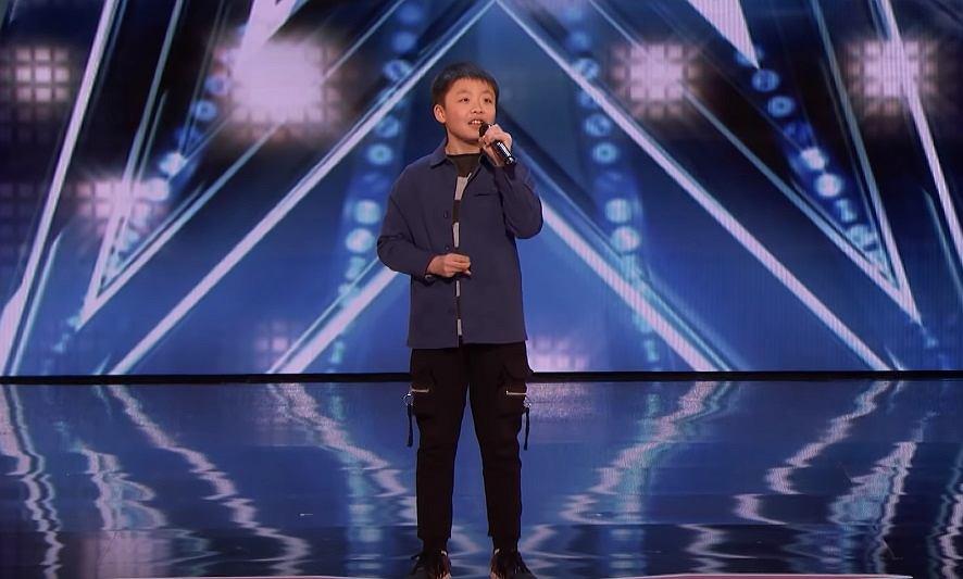 Mam Talent. 13-letni Jeffrey Li
