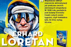 Erhard Loretan - Biografia jednej z najbardziej fascynujących i najtragiczniejszych postaci w całej historii himalaizm [FRAGMENTY]