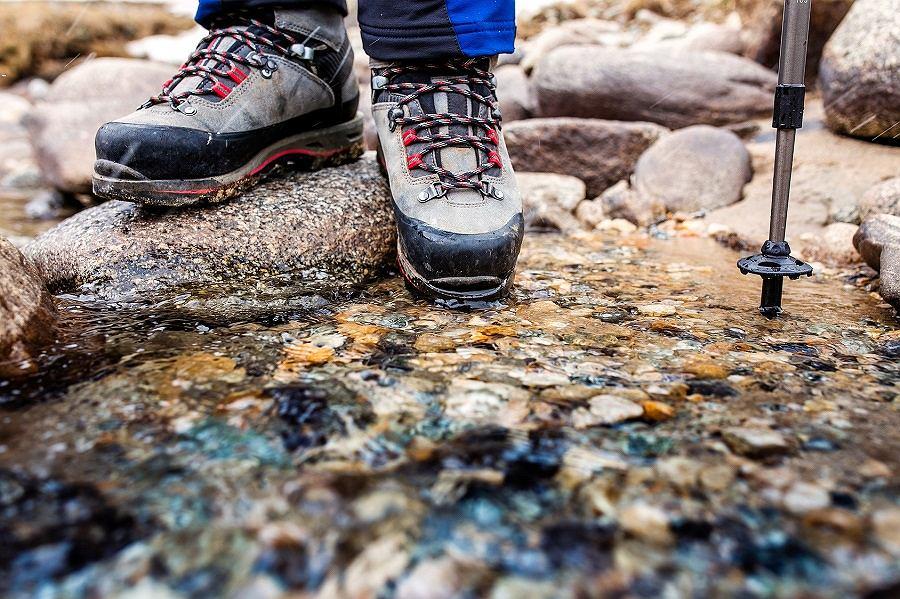 Buty outdoorowe męskie
