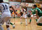 Futsalowa Pogoń rozpoczyna nowy sezon od porażki z byłym mistrzem