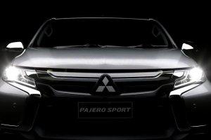 Nowe Mitsubishi Pajero Sport
