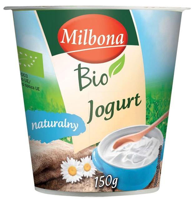 Lidl - Jogurt naturalny bio