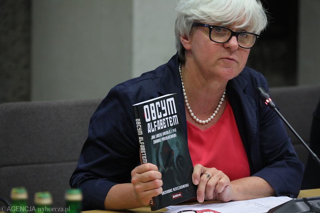 Joanna Kluzik-Rostkowska o Adamie Bielanie: Porozumienie stanie się pożartą przez PiS przystawką