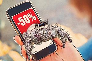 Uwaga na nietypowego wirusa na smartfony. Kradnie, szantażuje i podszywa się m.in. pod polskie banki