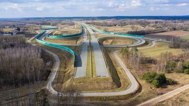 GDDKiA podpisała umowę na budowę odcinka A2 z Mińska Mazowieckiego do Siedlec