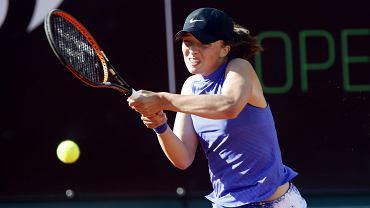 Iga Švetik won the Wimbledon Junior Championships