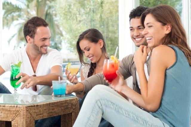 Mała rozpusta z przyjaciółmi (z alkoholem, bądź bez) - od czasu do czasu nie zaszkodzi. Warto jednak pamiętać, jakie są konsekwencje spożywania tych